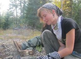 Lily Harmer-Taylor, 19, died after a canoe accident on Slocan Lake in the B.C. West Kootenays.