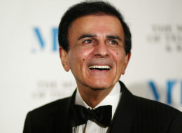 Casey Kasem during The Museum Of Television & Radio To Honor CBS News's Dan Rather And Friends Producing Team at The Beverly Hills Hotel in Beverly Hills, CA, United States. (Photo by Chris Polk/FilmMagic)