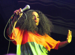 NEW YORK, NY - MAY 10:  Solange performs during the 2014 Vulture Festival at Webster Hall on May 10, 2014 in New York City.  (Photo by Laura Cavanaugh/FilmMagic)