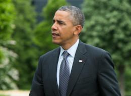 WASHINGTON, DC - MAY 9, 2014 :  U.S. President Barack Obama (Photo by Allison Shelley/Getty Images)