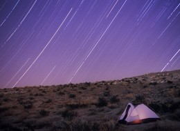 The Camelopartdalids meteor shower may be visible in the night sky late Friday and early Saturday.