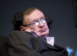 British theoretical physicist professor Stephen Hawking attends a symposium during the opening of the PLANCKS event in Amsterdam, on May 23, 2014. PLANKS is a three-day international physics competition organised by students from Utrecht University. AFP PHOTO / ANP / EVERT ELZINGA ***Netherlands out***        (Photo credit should read EVERT ELZINGA/AFP/Getty Images)