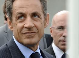 Nicolas Sarkozy et Eric Ciotti en septembre 2011