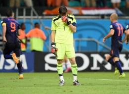 Iker Casillas tuvo una de las peores actuaciones en los últimos años