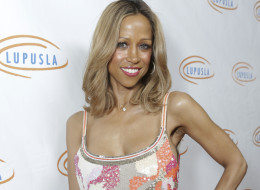 Actress Stacey Dash attends the Lupus LA Orange Ball on May 8, 2014 in Beverly Hills, California.