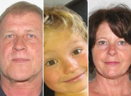 Police are searching a property in relation to the missing Calgary family case.