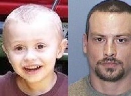 Tommy Lee Able Engle (left) and his father, Tommy Lee Travis Engle. (Photo: Virginia State Police)