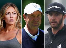Wayne Gretzky reportedly warned Dustin Johnson to pull his act together or the wedding would be off between him and his daughter, Paulina.