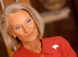 Anne Graham Lotz, daughter of the Rev. Billy Graham. Photo by Chris Stephens