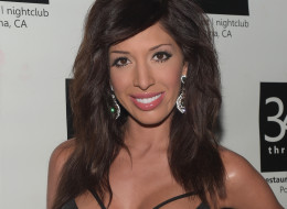Farrah Abraham attends the launch party for her new intimate line at 340 Restaurant & Nightclub on July 11, 2014 in Pomona, California.  (Photo by Jason Kempin/FSA/Getty Images)