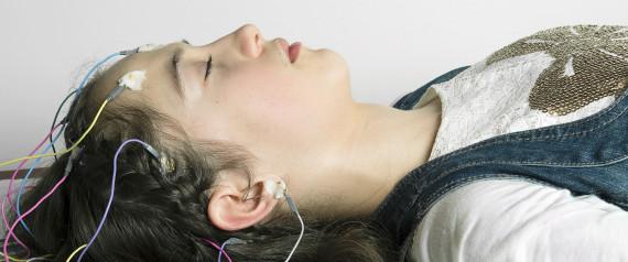 BRAIN LEARNS SLEEP