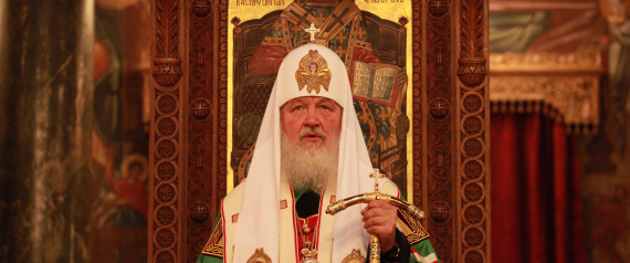 Sign of the Times: Head of Russian Orthodox Church Gets Fighter Jet as Gift
