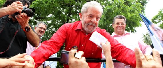 n LULA CAMPANHA large570 - Lula vai às ruas e convoca PT a concentrar campanha pela reeleição de Dilma Rousseff em São Paulo