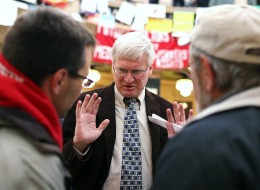 Wisconsin state Sen. Glenn Grothman (R) will be coming to Congress in the new year. (Photo by Justin Sullivan/Getty Images)