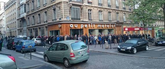CONSULAT ALGRIE PARIS