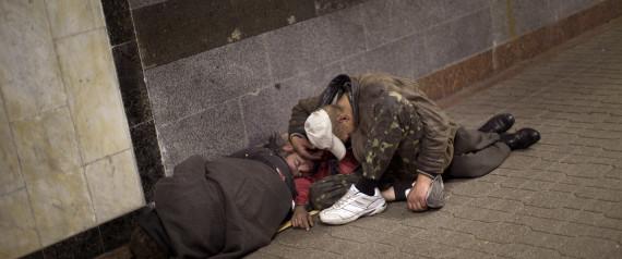 Μάθημα ανθρωπιάς από έναν άστεγο: