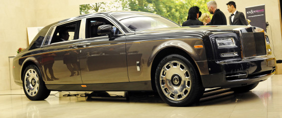 ROLLS ROYCE PHANTOM PINNACLE