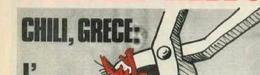 Image for Το ιστορικό πρωτοσέλιδο του Charlie Hebdo για τη δικτατορία σε Ελλάδα και Χιλή