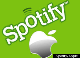 Spotify/Apple