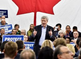 Nathan Denette/The Canadian Press