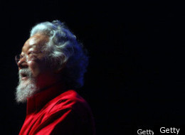 Canadian environmentalist David Suzuki has resigned from the David Suzuki Foundation following worries that his opinions could endanger the foundation's charitable status.