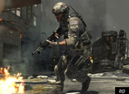Modern Warfare Three Makes A Billion Dollars