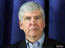 Michigan Gov. Rick Snyder supports the state's emergency manager law and has appointed five emergency managers since taking office. He signed a stronger version of the law in March 2011, but that act now faces a public referendum.