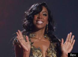 Kelly Rowland vague on X Factor last night