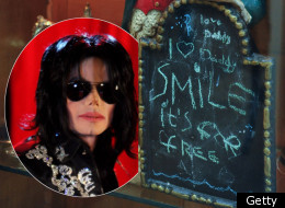 Michael Jackson's effects are being auctioned off from his final home in Los Angeles