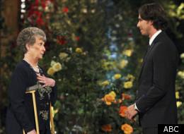 'Bachelor' Ben Meets Grandma Sheryl