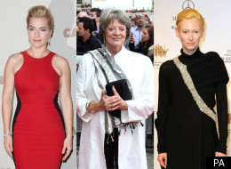 Tilda Swinton and Kate Winslet are both in the running for Golden Globes nominations