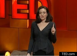 Facebook COO Sheryl Sandberg delivers a memorable TED talk on women in business.