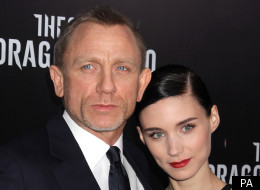 Daniel Craig and Rooney Mara star in 'Girl With A Dragon Tattoo'