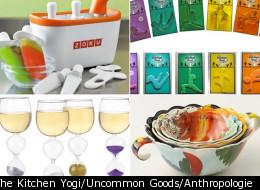 Williams-Sonoma/The Kitchen Yogi/Uncommon Goods/Anthropologie