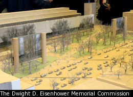 The Dwight D. Eisenhower Memorial Commission