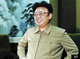 In this undated photo from North Korea's official Korean Central News Agency, distributed by Korea News Service, leader Kim Jong Il smiles. (Korean Central News Agency/Korea News Service via AP Images)