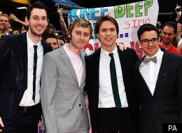 The Inbetweeners Movie stars