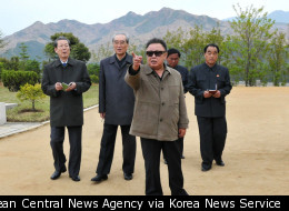 AP Photo/Korean Central News Agency via Korea News Service