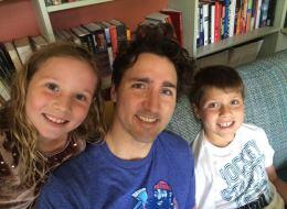 Facebook/JustinTrudeau