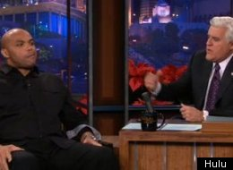 Charles Barkley was at his outrageous best on Jay Leno.