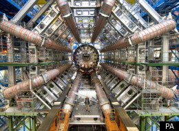 Large Hadron Collider scientists believe they have detected their first new subatomic particle