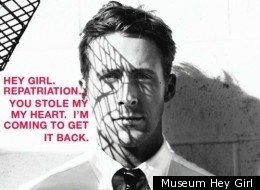 Museum Hey Girl