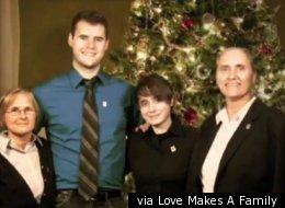 via Love Makes A Family
