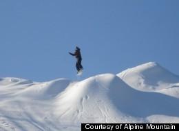 Courtesy of Alpine Mountain