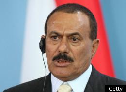 Ali Abdullah Saleh in 2008.