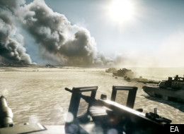 EA's Battlefield 3, one of the inspirations for the MoD's updated training software