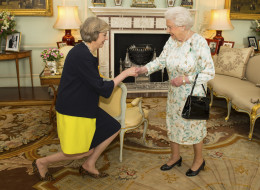 royaume uni theresa may devient premi re ministre. Black Bedroom Furniture Sets. Home Design Ideas