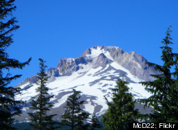 Mt. Hood offers skiers 65 gorgeous trails.