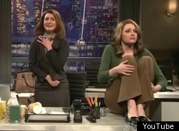 'Saturday Night Live' spoofs the emotive power of Adele