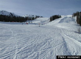 Do some serious skiing at Coffee Mill Ski Area.